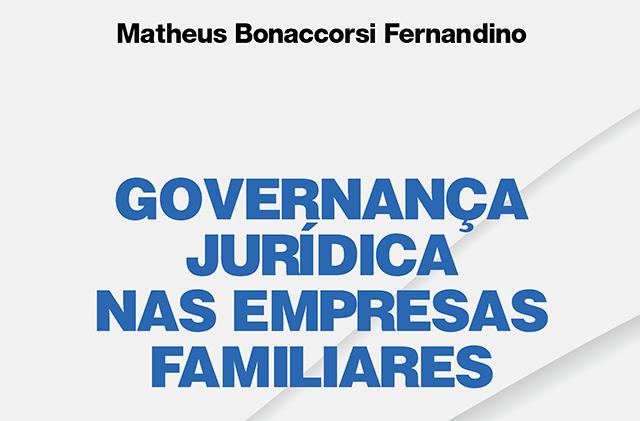 Governança jurídica nas empresas familiares