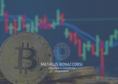 Monte sua empresa usando bitcoins